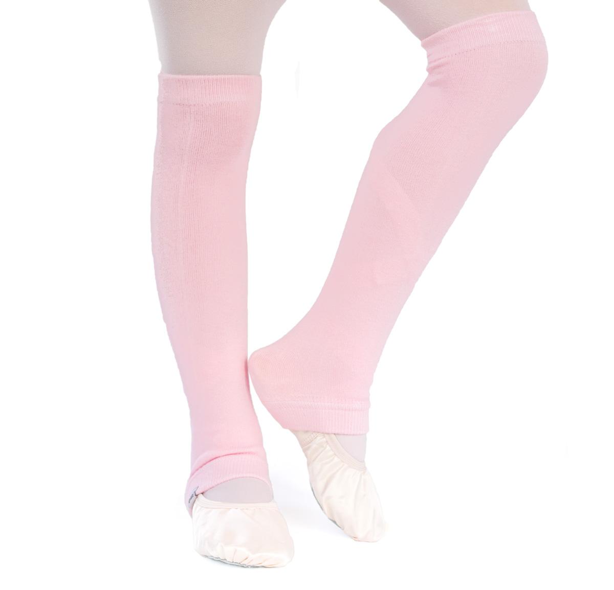 kinder-stulpen-rosa-Ballett-maedchen